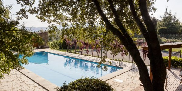 Holiday Villa, Girona, L era, Pool